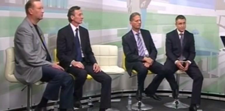 Видео запись и транскрибация с переводом на русский язык передачи на телеканале PIBHE 1 с представителем Real Estate Group