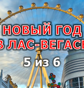 Новый год в Лас-Вегасе часть 5 из 6 от Real Estate Group #regrbiz